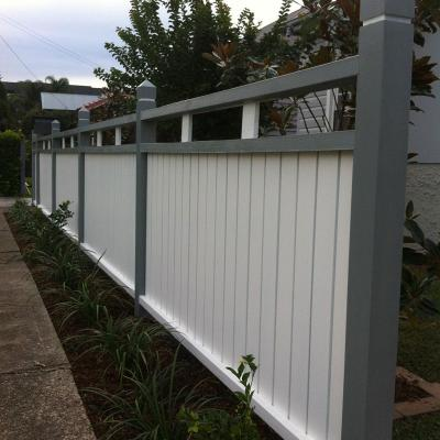 Wrought Iron Fence Painting Company Painting Professional Fence